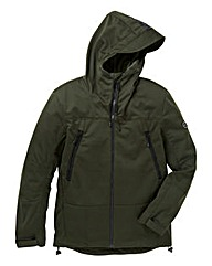 Foray Target Military Soft Shell Parka