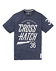 CROSSHATCH BISONS T-SHIRT