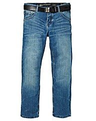 Crosshatch Techno Embossed Jean 31 In