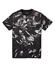 Label J Bird Print Tee Long