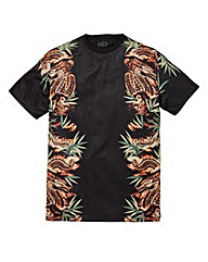 Label J Dragon Fade Tee Regular