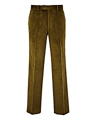 Brook Taverner Cord Trousers 29in Leg