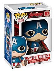 Age of Ultron Captain America POP Figure