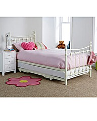 Eliza Day Bed with Trundle