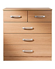 Malmo 3+2 Drawer Chest