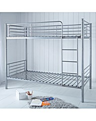 Toulouse Metal Bunk Bed