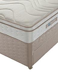Sealy Memory Cushion Top S King Mattress