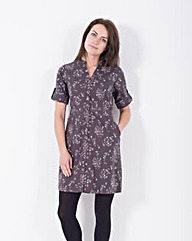 Brakeburn Blossom Shirt Dress