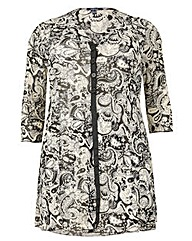 Samya Paisley Printed Tunic