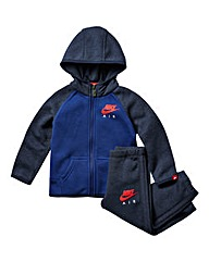 Nike Boys French Terry Tracksuit