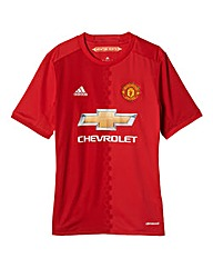 Manchester United Youth Boys Club Home J