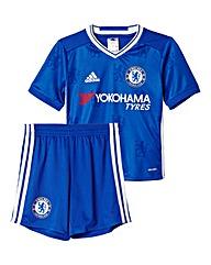 Chelsea Mini Boys Football Club Home Kit