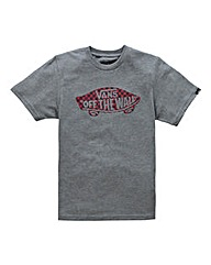 Vans OTW Checker Fill Boys T-Shirt