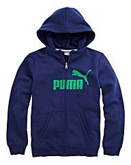 Puma Essential Hooded Jacket