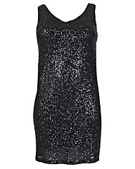 Samya Sequin Bodycon Dress