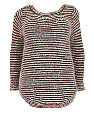 Samya Smudge Knitted Pullover