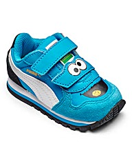 Puma Sesame ST Cookie Infant Trainers