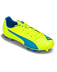 Puma evoSPEED 5.4 FG Jr Football Boots
