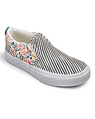 Vans Asher Slip-On Trainers