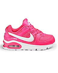 Nike Girls Air Max Command PS Trainers