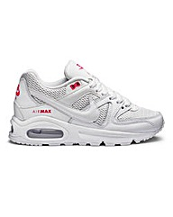 Nike Girls Air Max Command GS Trainers