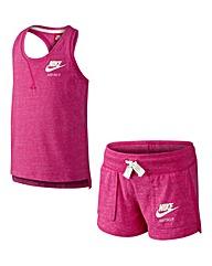 Nike Girls Gym Vintage Set