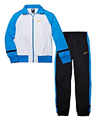 Nike Boys T45 Tricot Cuffed Tracksuit