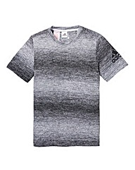 adidas Boys Grey T-Shirt