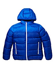 adidas Boys Zip-Up Padded Coat