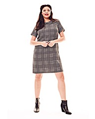 Jeffrey & Paula Peter Pan Collar Dress