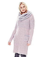Jeffrey & Paula Jumper Dress & Snood