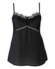 Martine McCutcheon Lace Trim Camisole