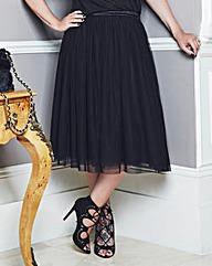Martine McCutcheon Tulle Skirt