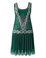 Frock & Frill Zelda Flapper Dress