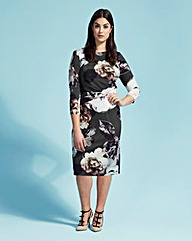 Coast Arezzo Jersey Floral Dress