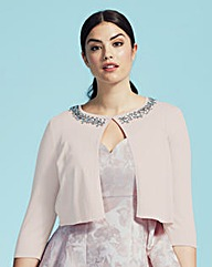 Coast Chrissi Embellished Cover Up