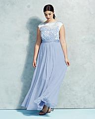 Coast Lori Loretto Maxi Dress