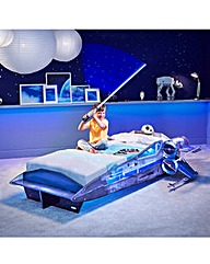 Star Wars Feature Bed