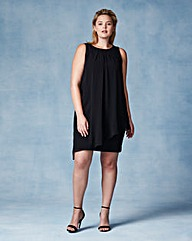 Grazia Sleeveless Tunic Dress