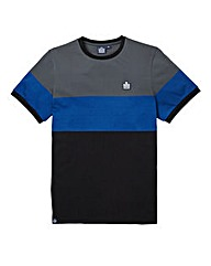 Admiral Engineered Colour-Block T-Shirt