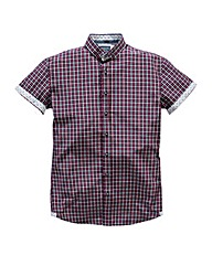 Bewley & Ritch County Check Shirt