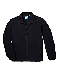 JCM Basic Full Zip Polar Fleece