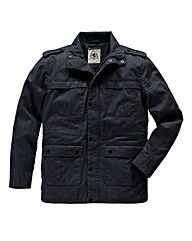 Flintoff By Jacamo K Military Jacket Reg