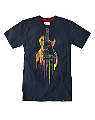 Joe Browns Melt The Music T-shirt Reg