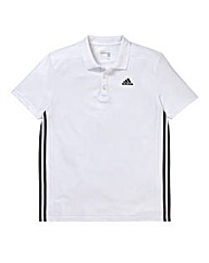 adidas Essentials Mid Stripe Polo