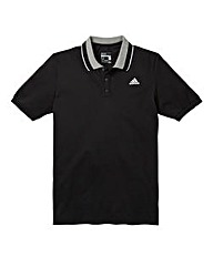 adidas Black Essentials Polo