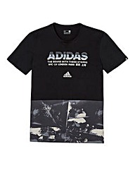 Adidas All-Over Print T-Shirt