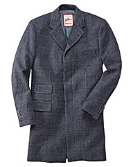 Joe Brown Check Me Out Overcoat