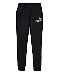 Puma Logo Jogging Bottoms