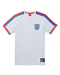 England Shoulder Stripes T-Shirt